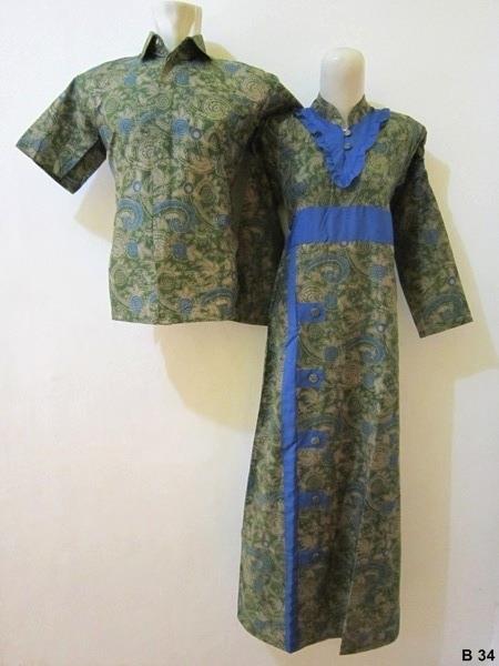 batik argreen B34