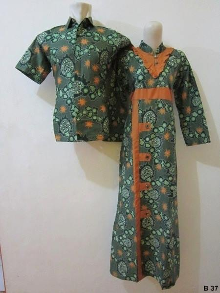 batik argreen B37