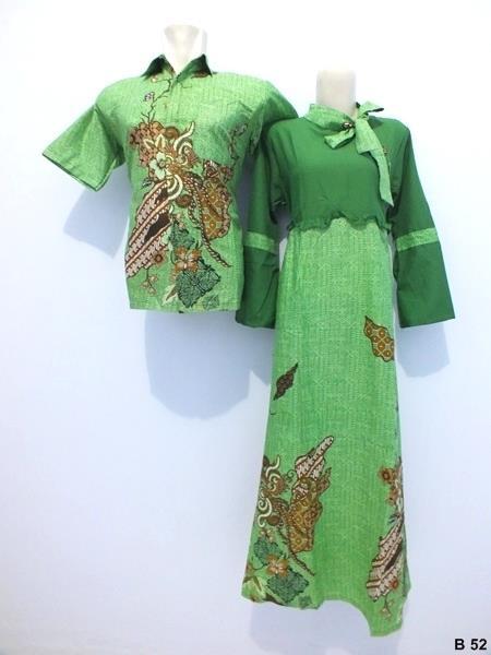 batik argreen B52