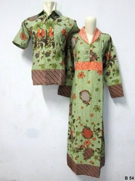 batik argreen B54