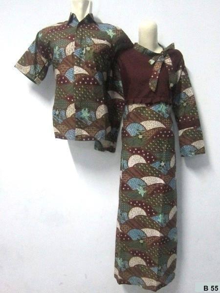 batik argreen B55