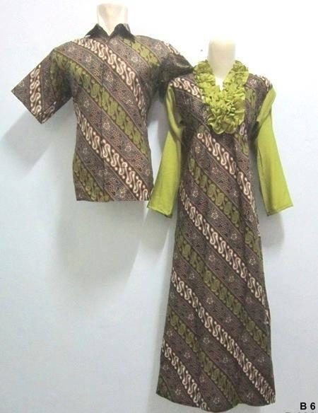 batik argreen B6