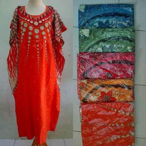 batik argreen daster 3