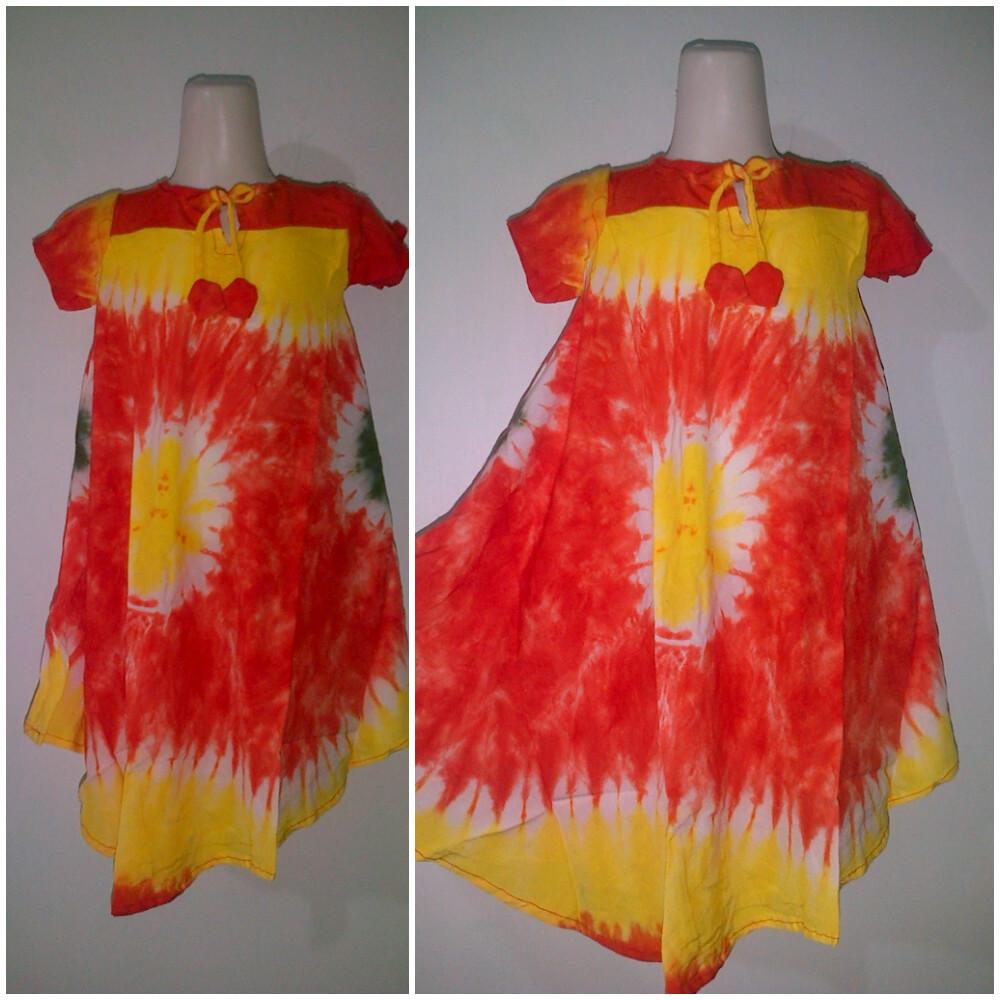 Model Baju Batik Anak Anak Modern
