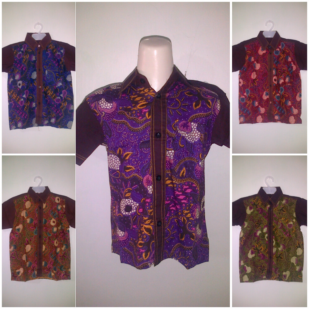 Grosir Hem Batik Murah: Pusat Grosir Baju Batik Modern