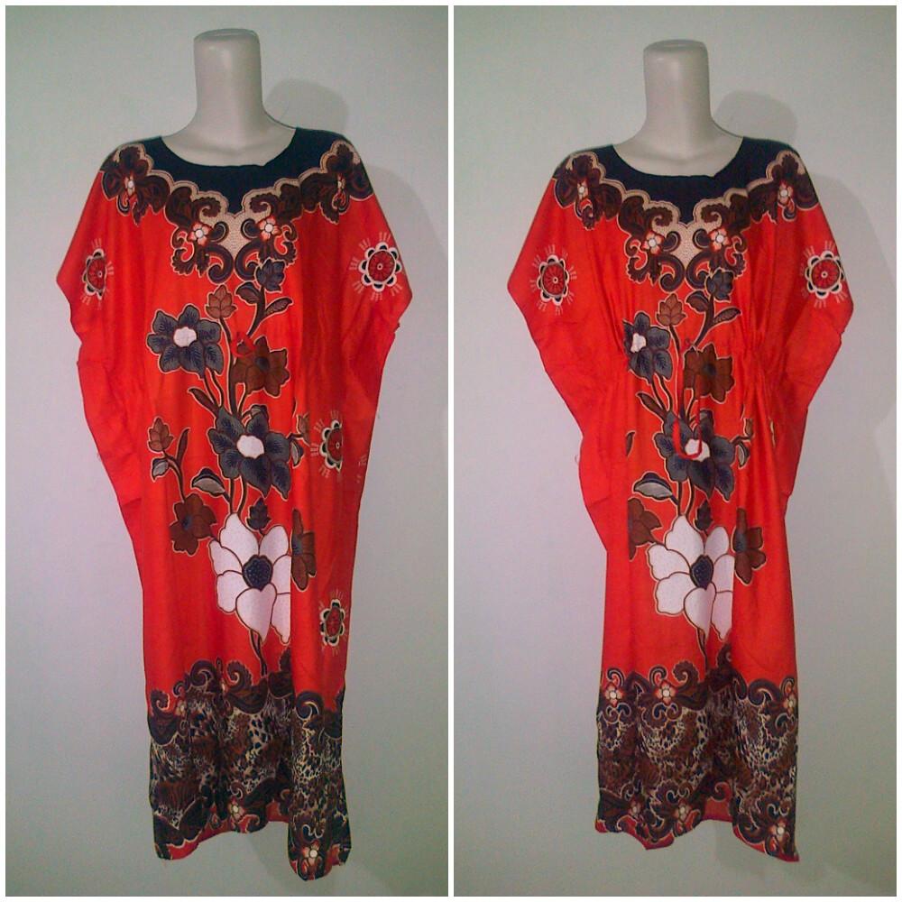 Baju Batik Modern Pekalongan Daster Payung Renda Jemputan