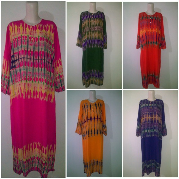 longdress pelangi