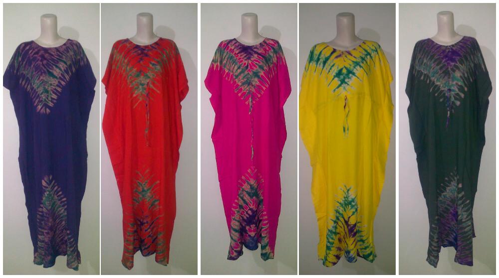 Baju Batik Modern Pekalongan Daster Jemputan Gamis Jombo