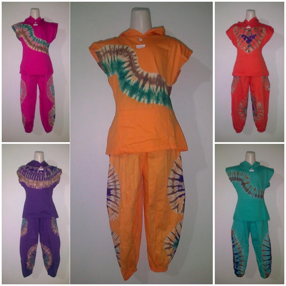 Baju Anak Anak Pusat Grosir Baju Batik Modern Pekalongan Murah