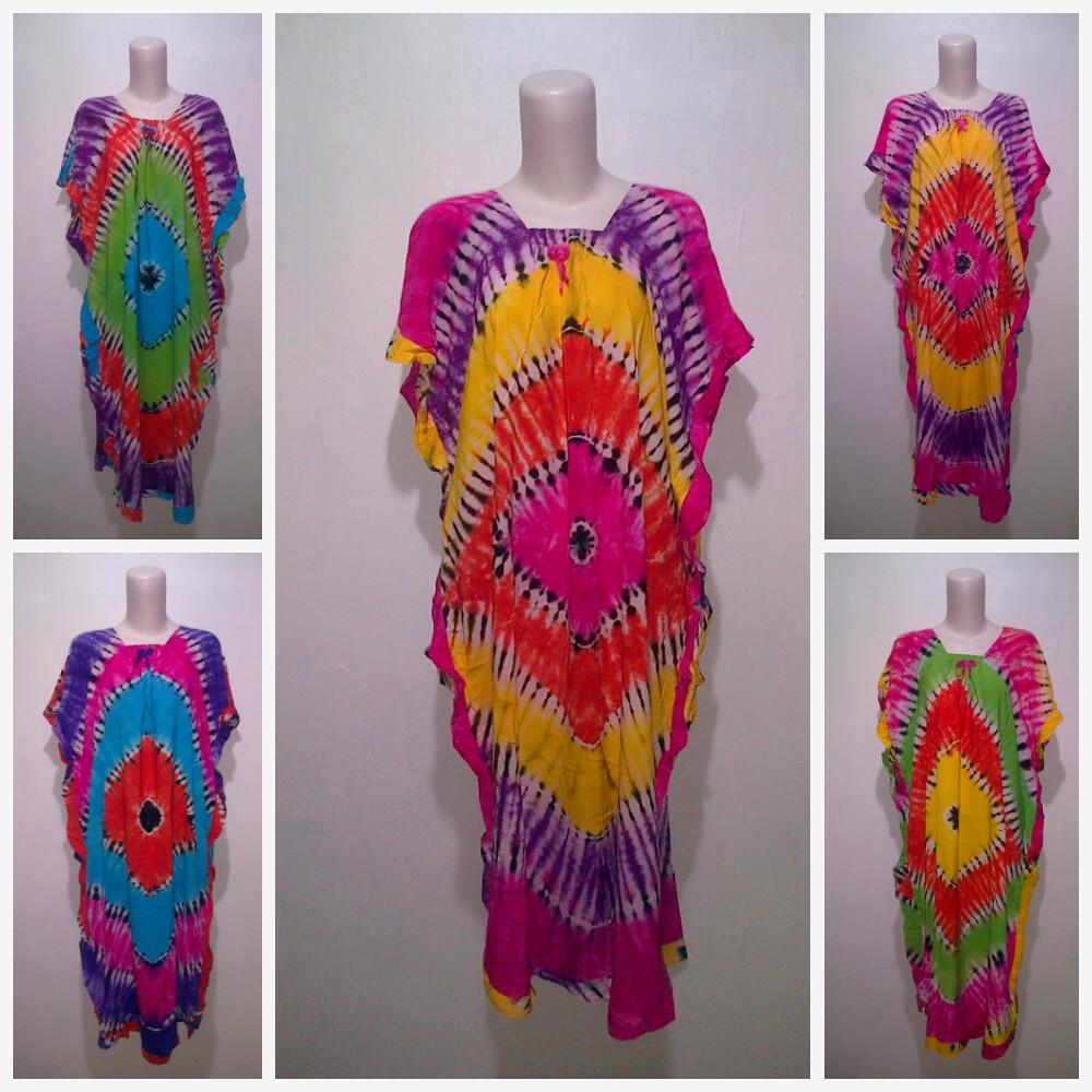 Baju Batik Modern Pekalongan Daster Oblong Rempel Motif