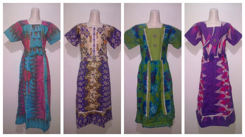 Baju Batik Anak Gamis Pusat Grosir Baju Batik Modern