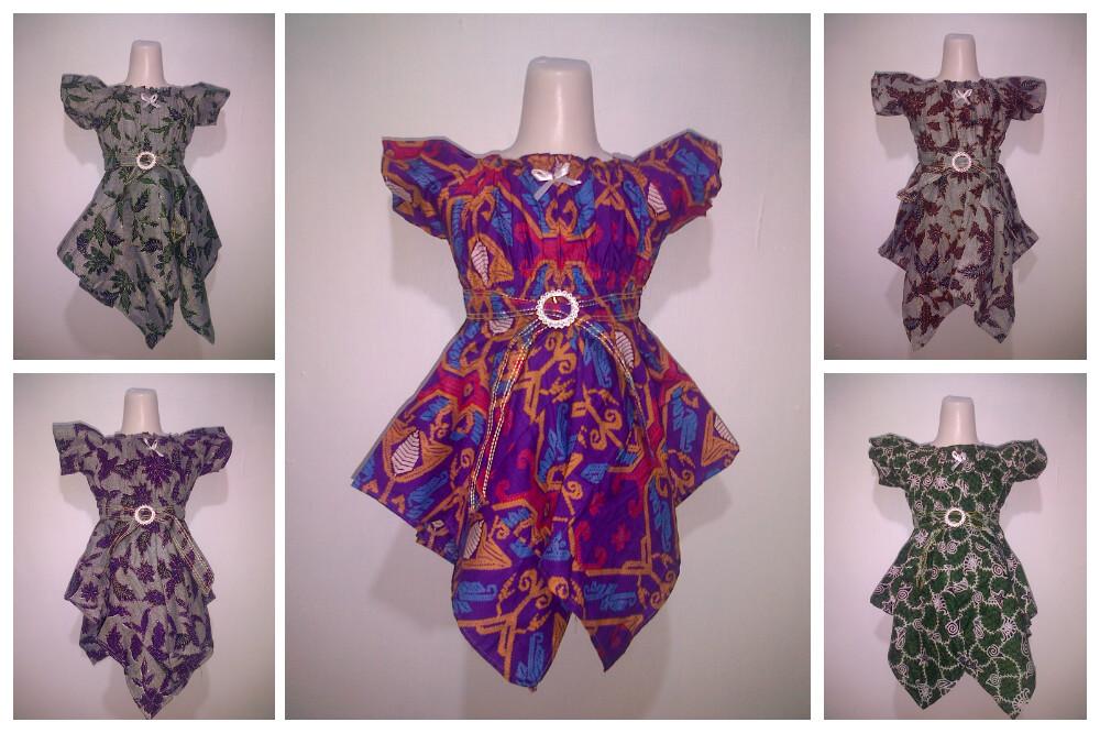 dress anakanak  Pusat Grosir Baju Batik Modern Pekalongan Murah