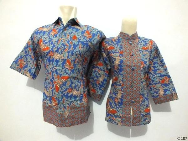 sarimbit blouse batik argreen C107