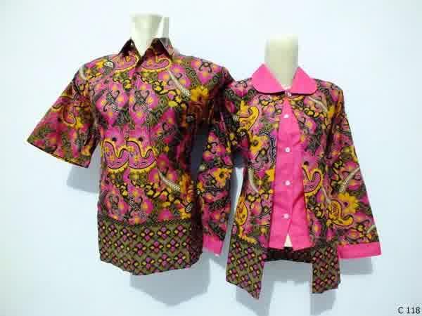 sarimbit blouse batik argreen C118