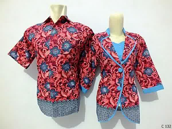 sarimbit blouse batik argreen C132