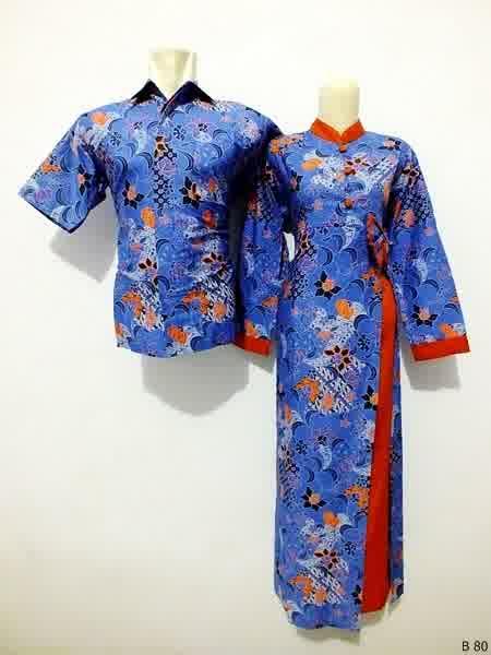 Sarimbit gamis batik argreen B80
