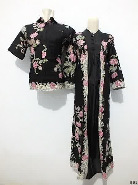 Batik Copule Gamis Pusat Grosir Baju Batik Modern