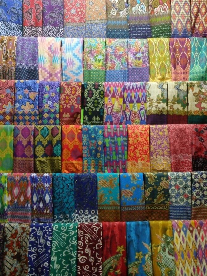 kain batik Ar'Green