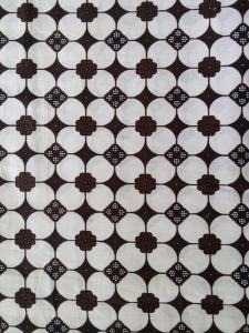 Kain Batik Hitam Putih Argreen 29