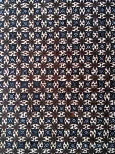 Kain Batik Hitam Putih Argreen 30