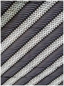 Kain Batik Hitam Putih Argreen 34