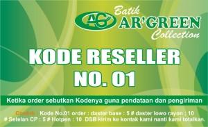 batik argreen reseller