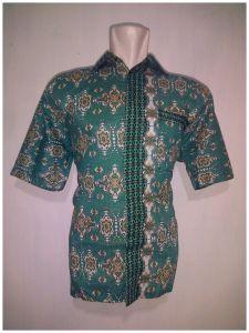 kemeja batik argreen 3