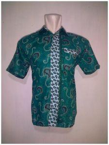 kemeja batik argreen 4