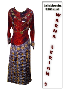 batik makky 66