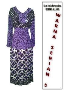 batik makky 68
