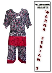 batik makky 98