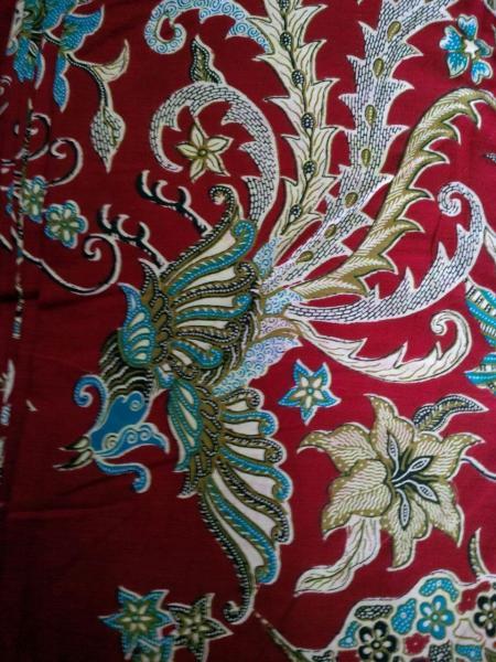 kain batik pekalongan argreen 1617