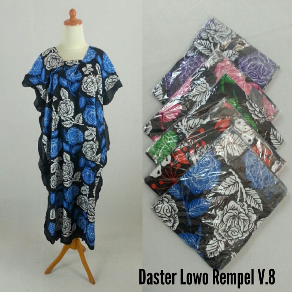 Daster lowo rempel v.8