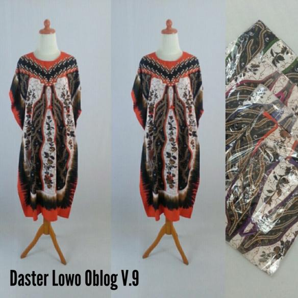 Daster lowo oblong v.9