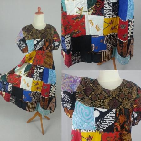 Daster payung batik balpong